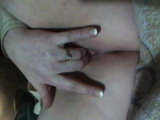 YES I love that wet pussy I bet it tast sweet too wish you would suck your juice off for me? would love to see more of your sweet wet pussy I would give you my e-mail if you would send me some?