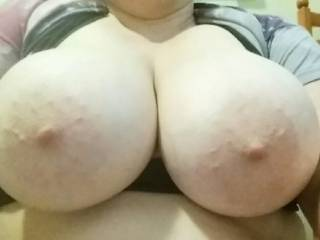 Gonna cum on these after work. While she strokes me.