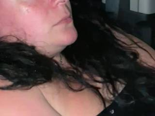 Out in Mk dogging just getting my pussy warmed up  I was soo wet and ready for cock