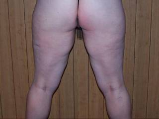 """Pic #2 from Wifey\'s """"Rear View in Heels series, more to come!"""