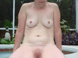 You have a very nice pretty little pussy!!! I bet I can make it quiver!! After I explore every erotic spots all over your whole body with my tongue and  lips and tease your pussy until you can't take it you will be begging me to slide my cock in your very swollen very soaked pussy but you can't cum on my cock. When your ready I want you to jump off my cock onto my face so I can feel your pretty little pussy quiver and squirt in my mouth while you squirm in delight!!!!