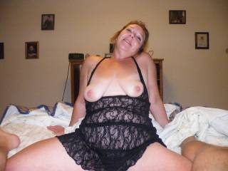 Sexy beautiful woman showing off her exquisite hot body and mouth watering luscious tits so perfectly!  A huge turn on!