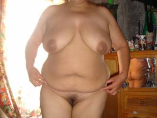 i love my friends body, specially her big tits, do you like them?