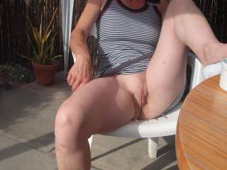 Mmm like to have my head between her thighs licking and sucking her sweet gorgeous pussy mmm