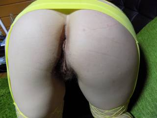 Love to get my tongue in your sexy arse and wet pussy before filling it with my hard fat cock