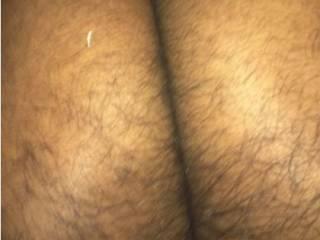 my big hairy ass