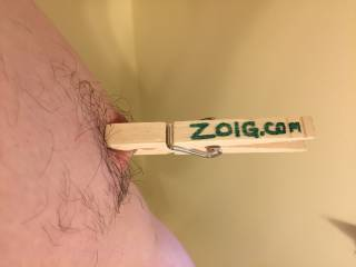 I love a little pain with my pleasure... Thanks to Zoig, I get the pleasure of sharing my slave with everyone...