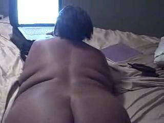 would love to rest my head on that ass...sliding my cock between those sexy cheeks would be great too!!!!!