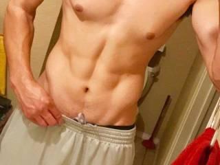 Abs, slim, fit