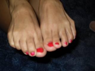 wifeys sexy little feet