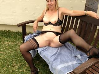 My Husband wants to watch me being fucked by two guys with BIG cocks, if you fit the bill let us know and we will arrange something.