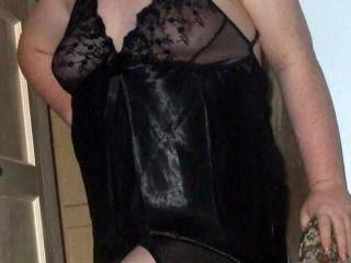Dress is great, lady is beautiful