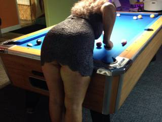 Would be so awesome to start caressing those sweet thighs, then that hot ass and would make sure my fingers were slipping between those legs to give YOU some teasing!!