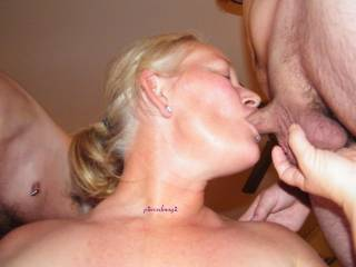 would you like to feel my pierced tongue on your cock or pussy