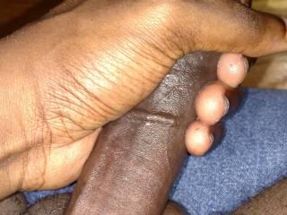 i love to stroke my dick