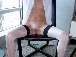 Doing what I do best....spreading my legs....hungry? horny? kinky?