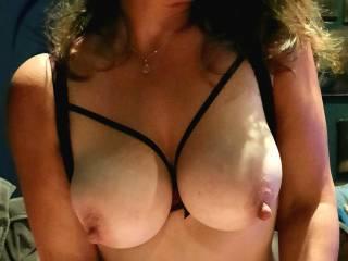 Fancy bra ?
