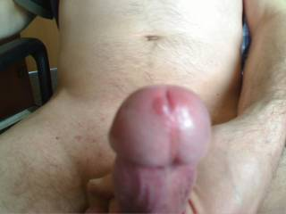 My little dick with mushroom head