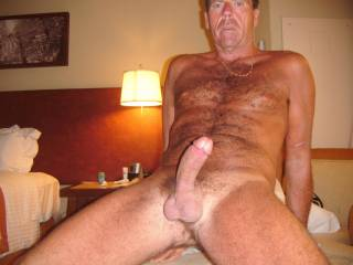 me and my cock await you! back down, bone up i am ready for you mouth, cunt, ass? cum and get me sluts!