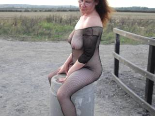 You are absolutely beautiful and the most stunning woman on this site.......luv to look at your lovely breasts and sexy face........xxxx