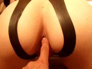 Loved it, especially knowing you were feeling those rubber knix aswell, very sexy vid babe .... Princess xx