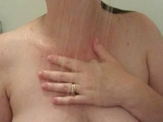 Love how her growing boobs look