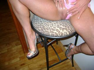 COUGAR ON A LEOPARD