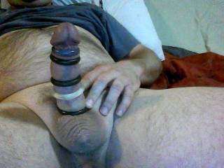 like my new cockrings ?comments plz