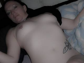 I'd love to fuck your titties, cum all over them, and your face.