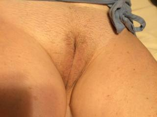 Tell me. How does my mature pussy look. Do I still have what it takes!!!