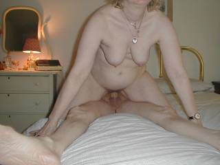 would luv to suck those nipples -- luv pics showing tits hanging down --  picture myself laying under them sucking those good looking nipples