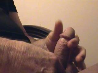 Big Cumshot.  Would you like to be my desk?