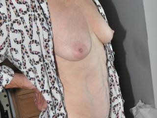 Keep getting requests for more of my boobs