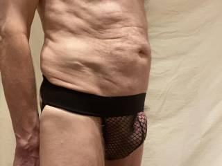 These undies certainly do hold \'Him\' tightly in place.