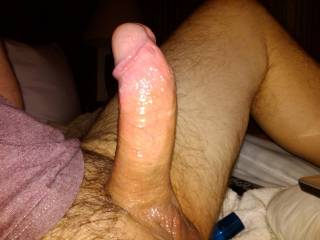 Nice shape thick tight cut cock Mrs Oz