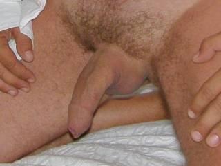 Very Nice Groomed Uncut Cock I Must Say