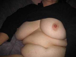 Big tits and pink nipples