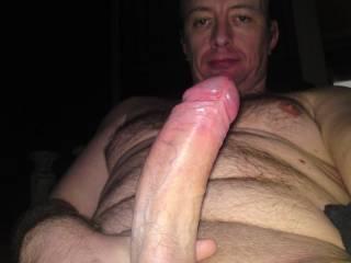 Beautiful,thick,long,vanilla dick....;-)