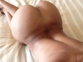 I'll put my face in your ass, lick up & down, then bury my tongue in it & make you cum!!!