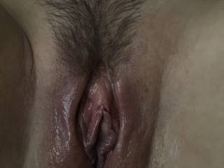 Wow....I want to work that pussy till I taste your sweet hot pussy nectar..Then I want to fuck you hard till you cum all over my shaft, before I unload my cum in you.