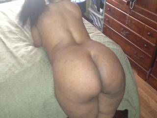 man.....look at that ass!!!! what else can ya say?  look at it!!!!