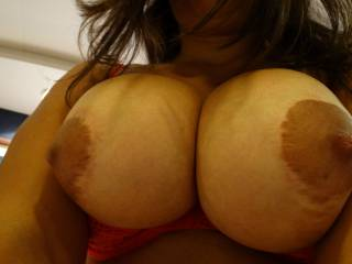 Big big breasts
