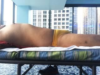 Bikini, speedo, thongs, underwear, Chicago