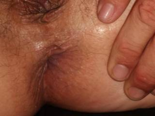Who wants to suck my wifes wet loose asshole