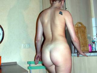 I want to butt fuck you . . . yummy