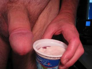 Would you like something thick and creamy?