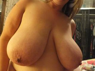 Spectacular! Would love my balls between then as you sucked my hard cock!