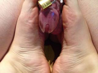 you are welcome to mine whenever you like, especially if you're gonna give me a footjob to get me throbbing, then you would feel it throb inside your pussy!