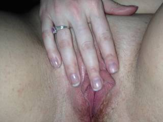 She loves showing herself off.  If you are a local gal/guy-gal couple, send me a request and maybe we can make it happen.
