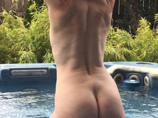 Getting a little wet..........join me?